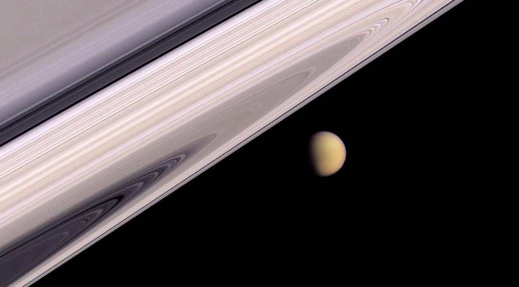 Saturn-titan