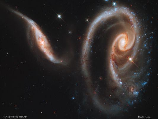 Les Galaxies extérieures