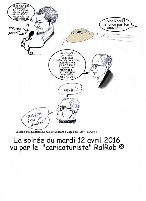 Caricature raoul