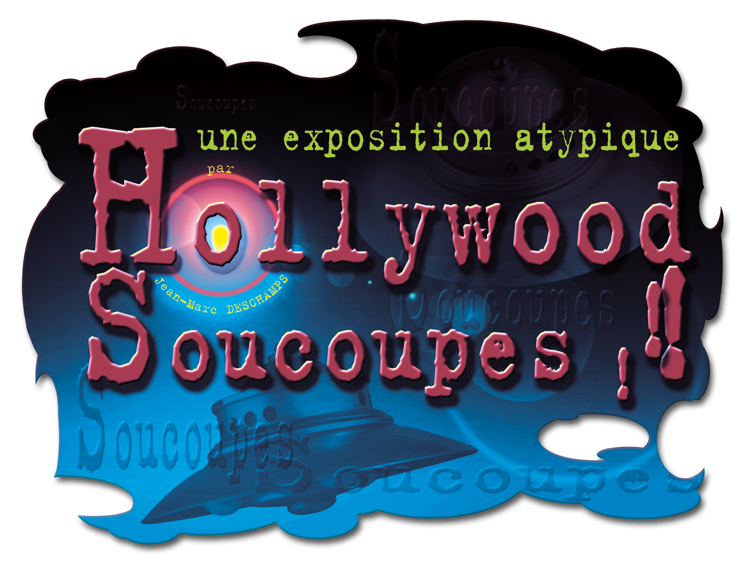 Hollywood soucoupe