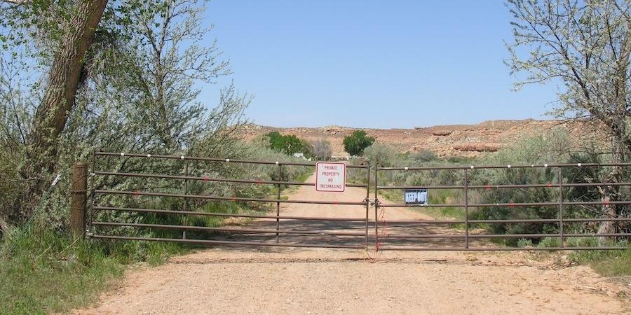 Le ranch de lutah