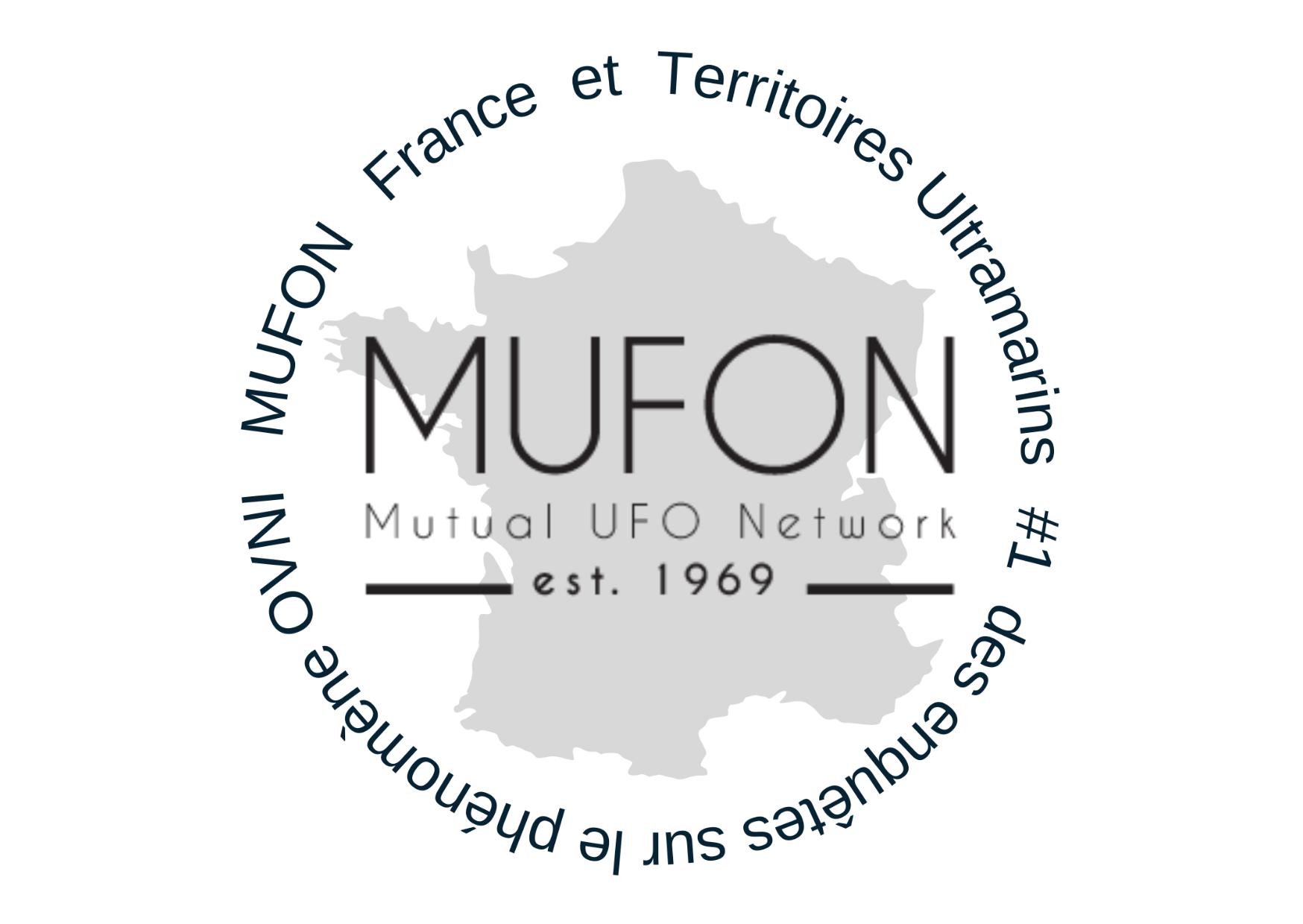 Mufon gros logo