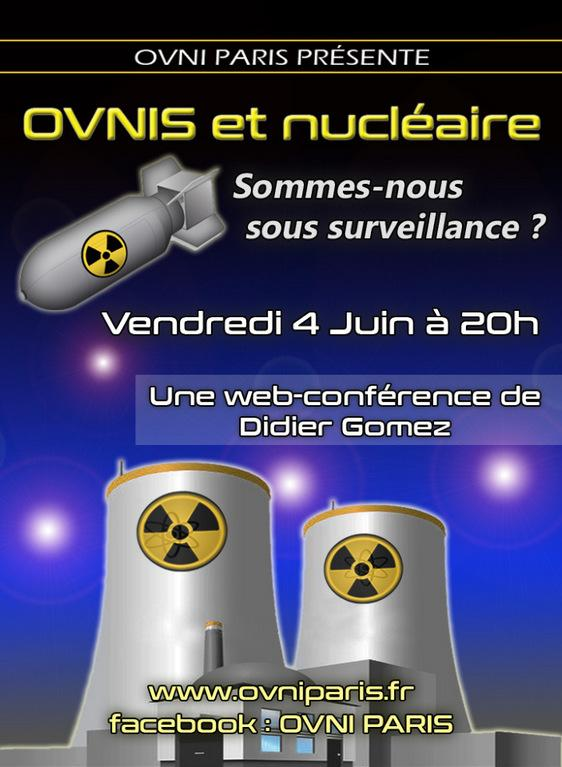 Ovni paris nucleaire